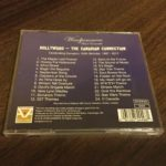 Hollywood - The Canadian Connection CD back