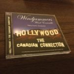 Hollywood - The Canadian Connection CD front